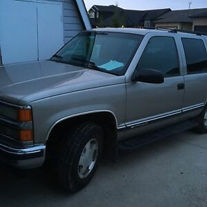 Need Gone :1999 Chevrolet Tahoe