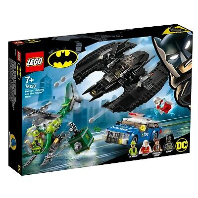 Lego DC Super Heroes Batman Batwing and The Riddler Heist (76120)