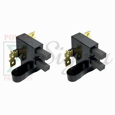 2pcs Carbon Brush Holder Assembly For Chinese Generator Priority Mail