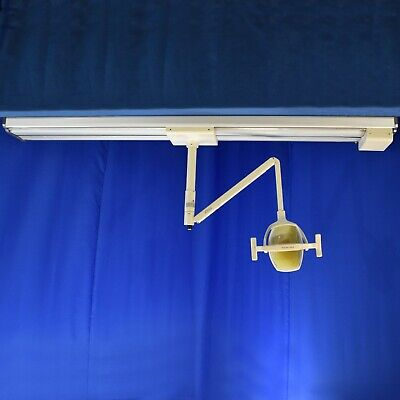 Pelton Crane Lf Ii Dental Track Light Lf2 Lfii