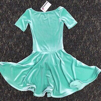 Girls Ballroom Dress (Ballroom Latin Dance Dress girls NDCA competition size)