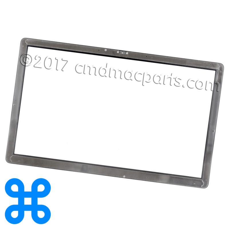 27-inch LCD GLASS PANEL COVER BEZEL - Cinema Display A1316, Thunderbolt A1407