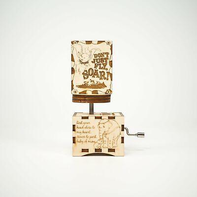 Dumbo Music Box - Baby Mine.