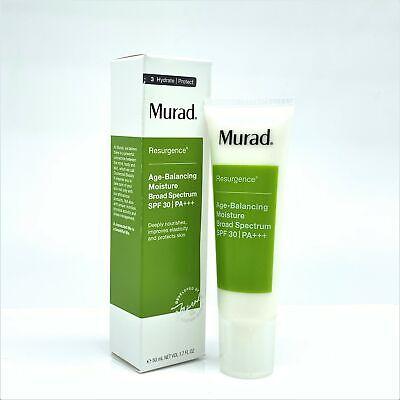 Murad Age-Balancing Broad Spectrum SPF 30 Moisturizer, 1.7 OZ[ BEST BY