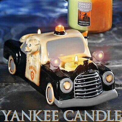 Yankee Candle BONEY BUNCH SCARE SQUAD Tea Light Holder Halloween NEW