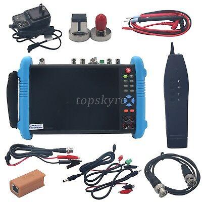 Ip Cctv Camera Tester Monitor Ipc9800 Movtadhs Plus 7 4k Video Wifi Android