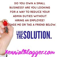 Free up your time with a Virtual Assistant.