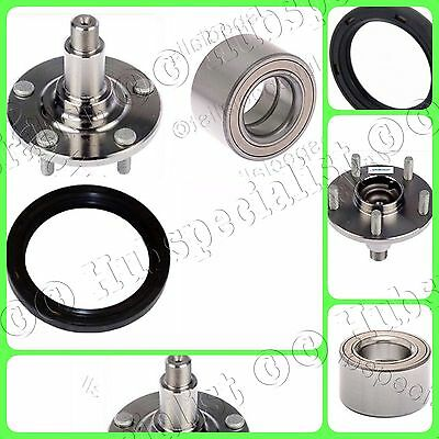 FRONT WHEEL HUB & BEARING&SEAL FOR 2001-2005 LEXUS IS300 1SIDE FAST SHIPPING    - Front Hub Seal