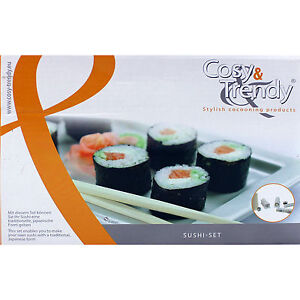 sushi sets g nstig online kaufen bei ebay. Black Bedroom Furniture Sets. Home Design Ideas