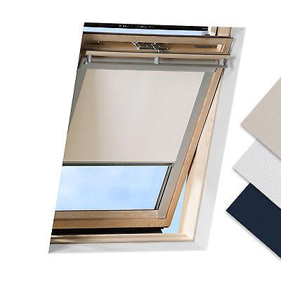 Dachfensterrollo für Velux GGL GPL GGU GPU GHL Verdunklungsrollo Dachrollo Rollo