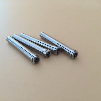 10pcs Dental Lab Marathon Electric Micromotor Handpiece Collect Chuck 3.175mm Us