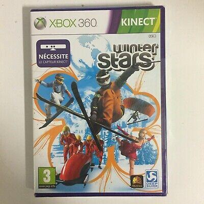 Usado, Winter Stars Kinect Juego Xbox 360 Nuevo en Blister segunda mano  Embacar hacia Argentina