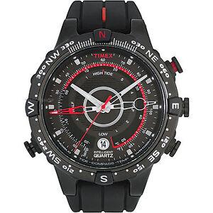 00a26cc6725e Timex T2n720dh Mens T2n720 Intelligent Quartz Adventure Series Tide ...