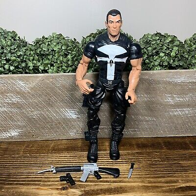 Hasbro 2006 Marvel Legends Icons 12 Inch The Punisher Action Figure Accessories