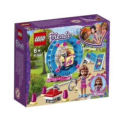 Olivia's Hamster Playground LEGO Brand New LEGO-41383