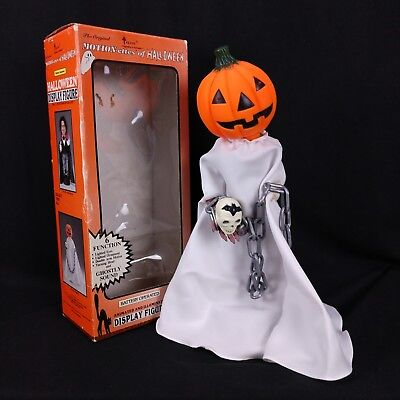 Telco Motionette Halloween Animated Pumpkin Figure 18