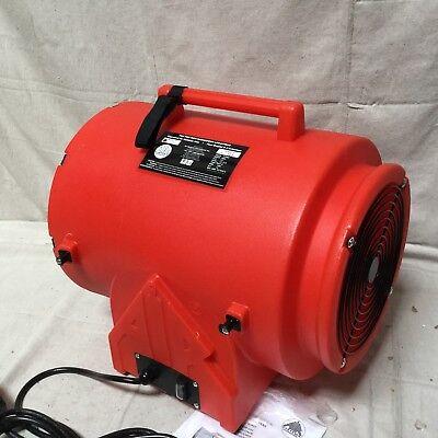 Air Systems International Axial Portable Fan 1 Hp 15vac 1866 Cfm