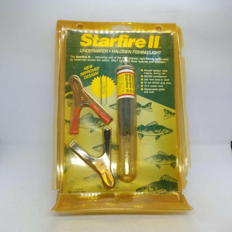 Vtg Brinkmann Starfire II Underwater Halogen Fishing Light 800-0234-0
