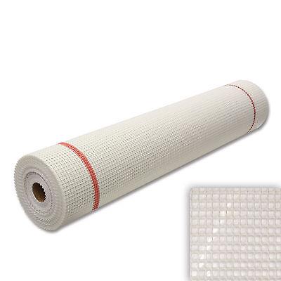 Armierungsgewebe 165g 50 m² Glasfaser Putz Armierung Gewebe WDVS VWS 4x4 mm