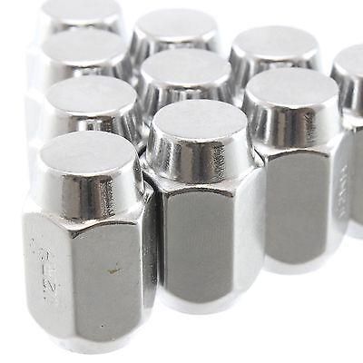 (20) Chrome Acorn Lug Nuts | 1/2