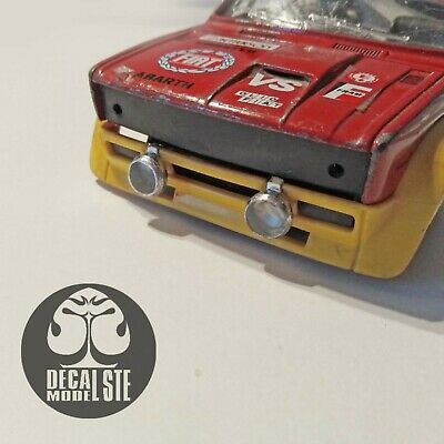 FIAT 131 ABARTH BURAGO 1/24 - FENDINEBBIA