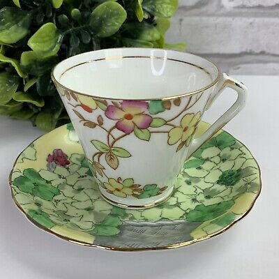 Mix and MatchMismatched Tea Cups and Saucers Vintage English Bone China