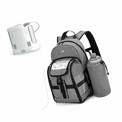 CURMIO Portable Oxygen Concentrator Backpack, POC Carrying Bag Compatible wit...