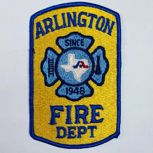 Arlington Fire Department Texas Patch (C2)