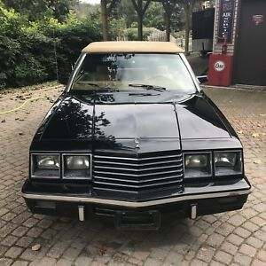 1985 Chrysler 600