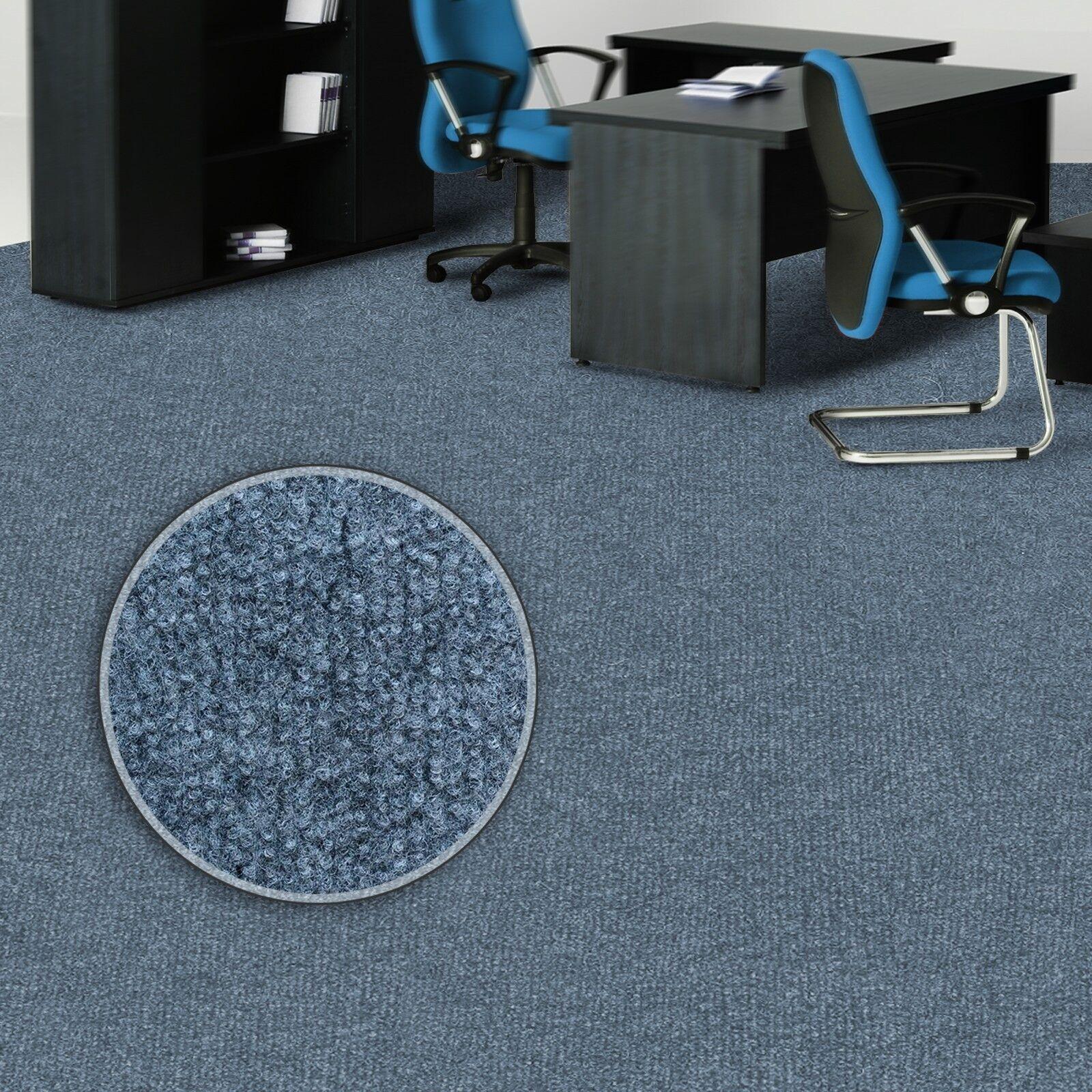 Auslegware Meterware Teppichboden Teppich Nadelfilz