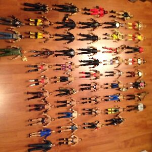 WWE Mattel Basic figure collection  buy any 8 and pay 10$ each