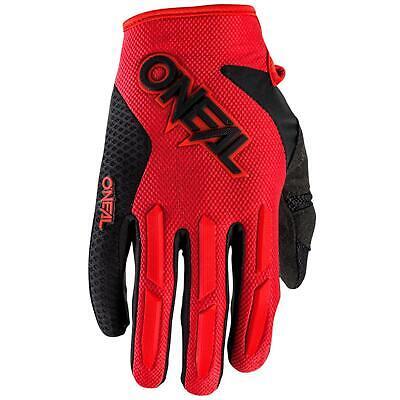 Crossfun Kinder MX MotoCross MTB BMX Handschuhe orange Größe 5 6 8 XS