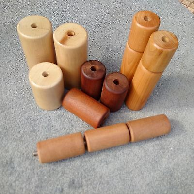 Qualcast/ Atco/ Ransome/Webb/JP Maxees/Honda + all Lawn Mower Wooden Rollers