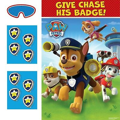 Paw Patrol Party Games (Paw Patrol Party Game 2-8)