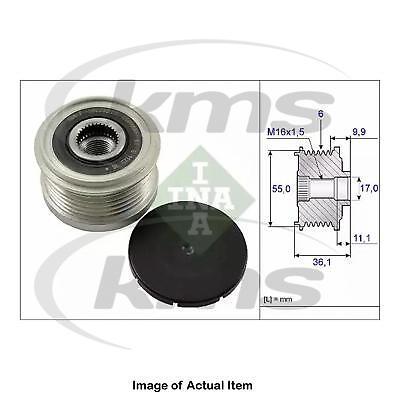 New Genuine INA Alternator Freewheel Clutch Pulley 535 0103 10 Top German Qualit