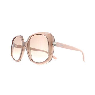 Jimmy Choo Sunglasses AMADA/S FWM HA Nude Brown Gradient