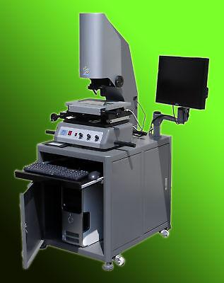 Dp3-mv Video Measuring Microscope Nikon Veritas