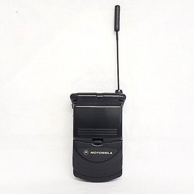 Motorola StarTac Analog GSM Mobile Phone Model 80913WNBPA