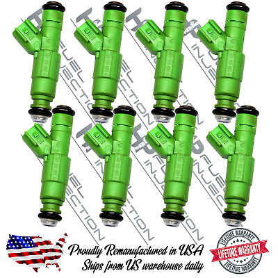 w//video 00-03 Dodge Ram Dakota Durango 5.9//360 4-hole Upgrade Fuel Injectors