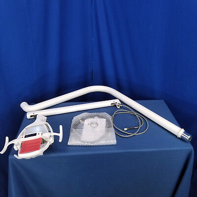 Pelton Crane Lf Iii Lf 3 S Spirit 2000 Dental Light Bright White Side Box