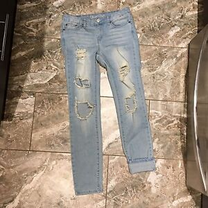 Size 27 jeans! Like new!!