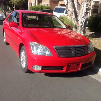 2004 Toyota Crown Royal I Four 60th Special Edition