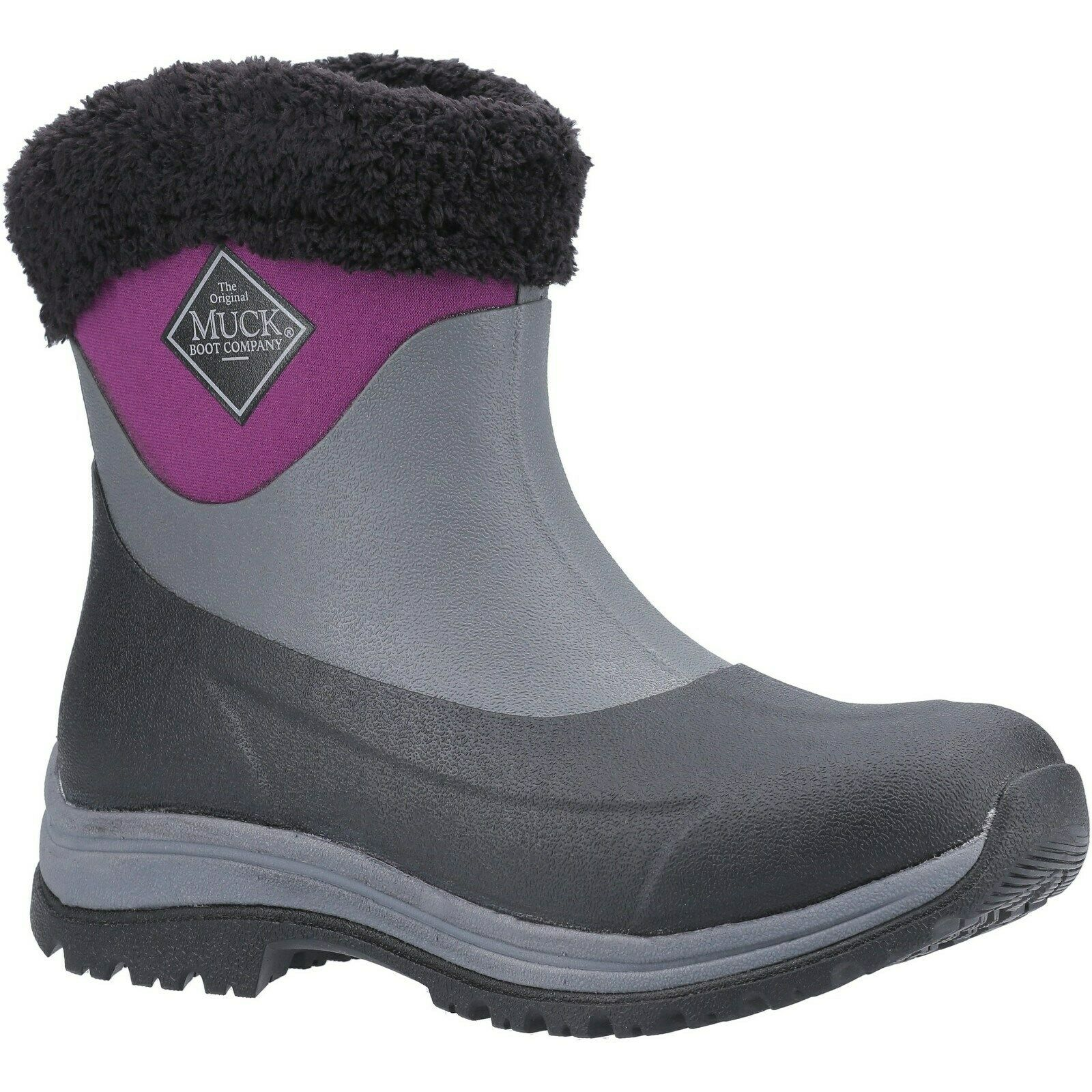 Muck Boots Arctic Apres Winter boots Slip-On Casual Short Wo