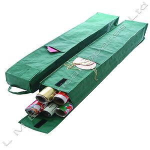 Gift Wrap Storage Organiser Bag Christmas Birthday Paper Etc