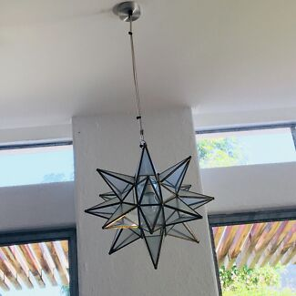 5x Star Pendant Lamps (from $125)