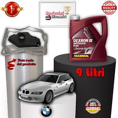 Filter Automatikgetriebe mit Dichtung BMW e46 e39 X3 Getr.Nr A5S360R A5S390R