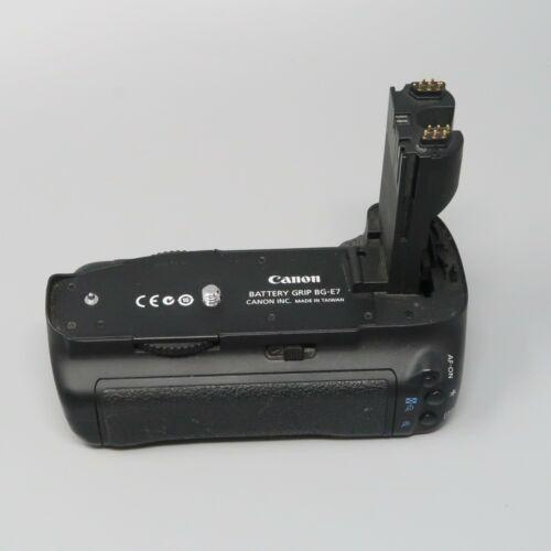 Genuine Canon BG-E7 Battery Grip for Canon 7D