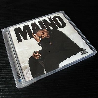 Maino - Day After Tomorrow USA CD Best Buy Deluxe Edition [Case Cracke] #30-1