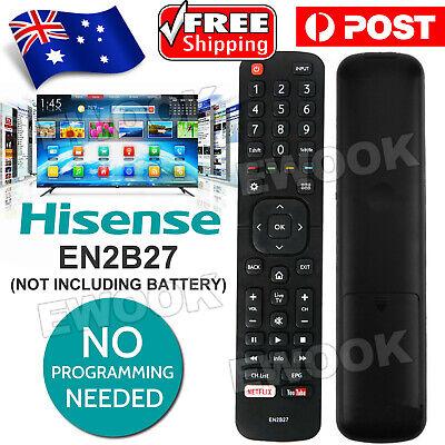 EN2B27 ORIGINAL OEM For HISENSE TV Remote Control EN-2B27 RC3394402/01 3139 238