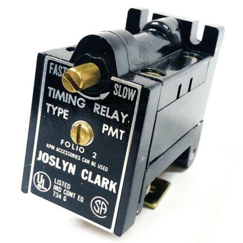 KPMT-12 Joslyn Clark/Sylvania Timing Relay, NAED 56120